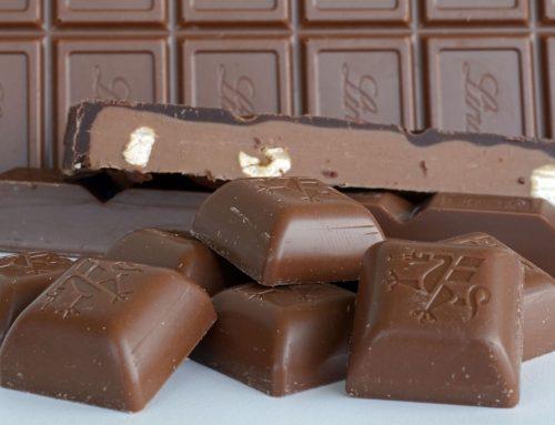 Vad är choklad?