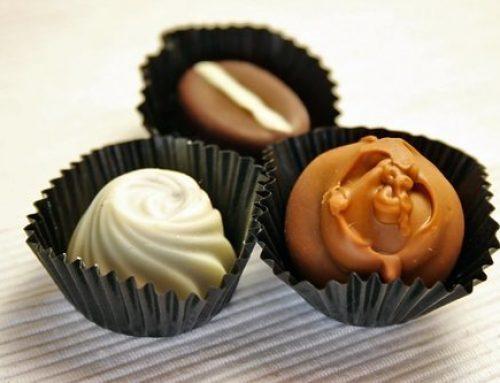 Det finns så mycket man kan göra med choklad